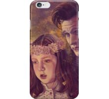 Chance May Crown Me - Doctor Who iPhone Case/Skin