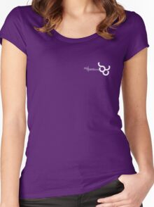 Ood Operations (dark) Women's Fitted Scoop T-Shirt