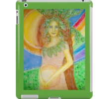 A new beginning close up iPad Case/Skin
