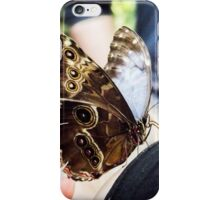 Nature at your finger tips..!! iPhone Case/Skin