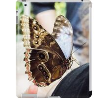 Nature at your finger tips..!! iPad Case/Skin