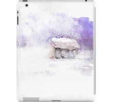 Blowing Snow iPad Case/Skin