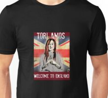 Welcome To England Unisex T-Shirt