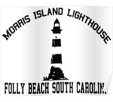 Folly Beach - South Carolina. Poster