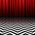 Twin Peaks - Black Lodge by DCdesign