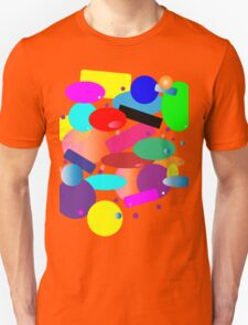 Color Color Color Unisex T-Shirt