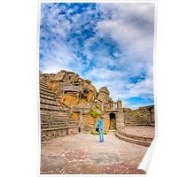 All The World's A Stage - Minack Theatre Poster