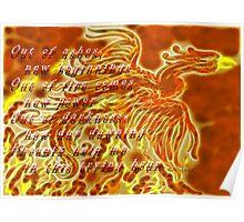Phoenix Avatar Poster