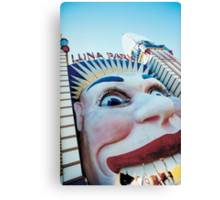 Face o Fun Canvas Print