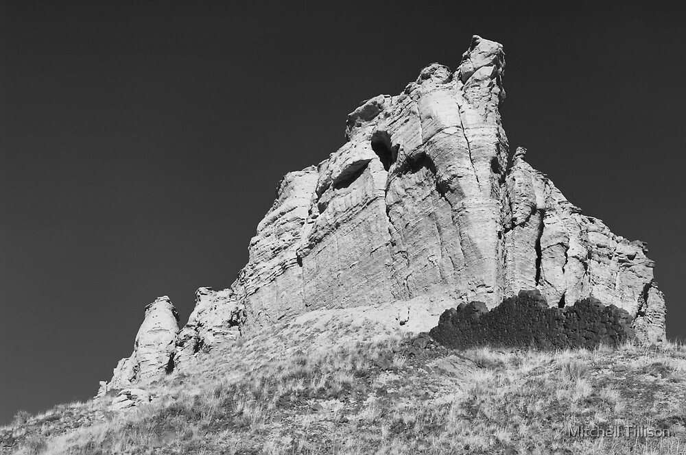 Guadalupe Mesa by Mitchell Tillison
