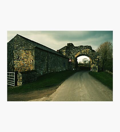 Abbey Arch Photographic Print