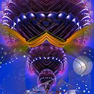 Up, Up and Away - Fifth Dimension by Desirée Glanville