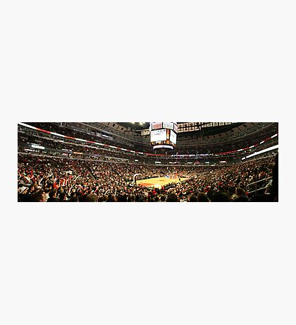 The United Center Photographic Print