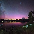 Aurora Australis, Lymington, Tasmania #4 by Chris Cobern