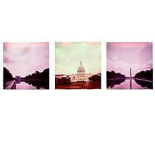 Washington D.C. Photographic Print