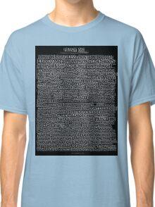 Paint on Through.. Classic T-Shirt