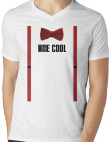 Bowties are Cool Mens V-Neck T-Shirt