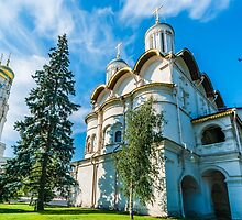 Complete Moscow Kremlin Tour - 21 of 70 by luckypixel