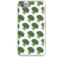 Badass Broccoli's iPhone Case/Skin