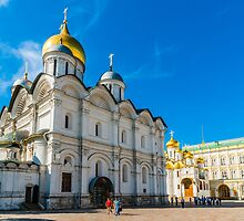 Complete Moscow Kremlin Tour - 27 of 70 by luckypixel
