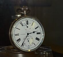 Naval Chronometer by Caroline Smalley