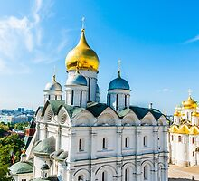 Complete Moscow Kremlin Tour - 30 of 70 by luckypixel