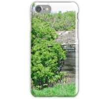 Old Abandoned Barn Falling to Ruin iPhone Case/Skin
