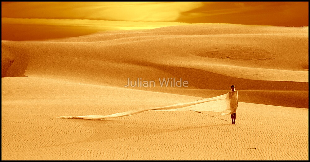 Sojourn on the Dunes of Malabar by Julian Wilde