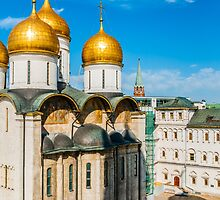 Complete Moscow Kremlin Tour - 31 of 70 by luckypixel