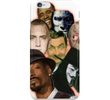 famous funny/hiphop/obama/horror iPhone Case/Skin