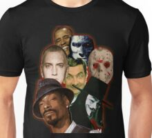 famous funny/hiphop/obama/horror Unisex T-Shirt