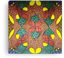 Kaleidescopes Canvas Print