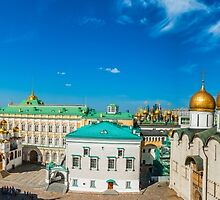 Complete Moscow Kremlin Tour - 36 of 70 by luckypixel