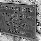 Grist Mill by Sydney Piper