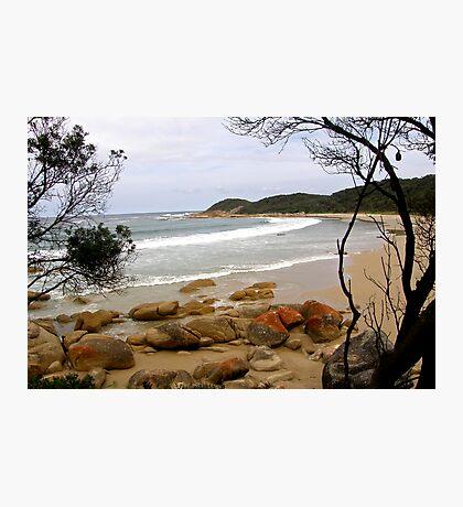 A Memorable Coastline, Croajingolong National Park  Photographic Print