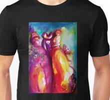 THE THIRD MASK / Venetian Carnival Masquerade Unisex T-Shirt