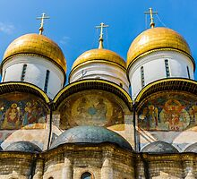 Complete Moscow Kremlin Tour - 38 of 70 by luckypixel