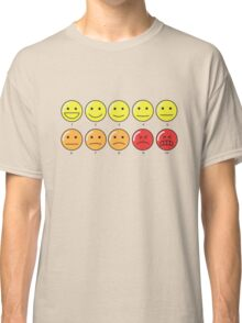 On a scale of 1 to 10 Classic T-Shirt