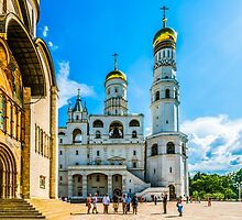 Complete Moscow Kremlin Tour - 40 of 70 by luckypixel
