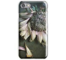 Wilting Flower iPhone Case/Skin