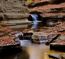 Autumn at the falls IV  by PJS15204