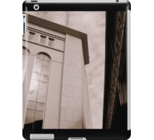 Yankee Stadium & Subway Tracks iPad Case/Skin