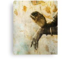 Sacred Mudra Canvas Print