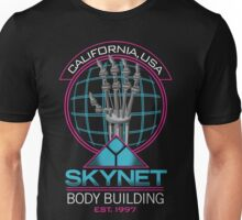 SKYNET Body Building Unisex T-Shirt