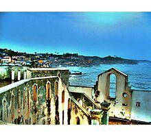 In the Castle Looking Out, Cape Coast of Ghana Photographic Print