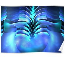 Mermaid Tail Poster