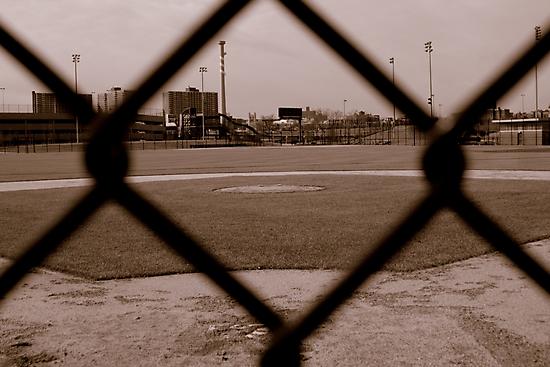 Baseball by Amanda Vontobel Photography
