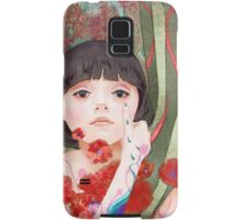 #8 Poppy Samsung Galaxy Case/Skin