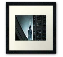 Kind of Blue Framed Print
