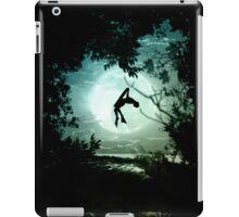 123 aereal body iPad Case/Skin